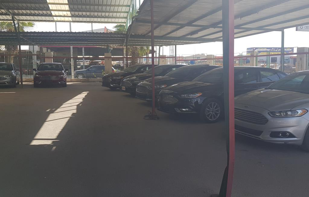 Qatum & Alenezi For Cars Trading Showroom