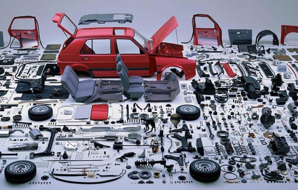 الكردي والمختار لقطع غيار السيارات