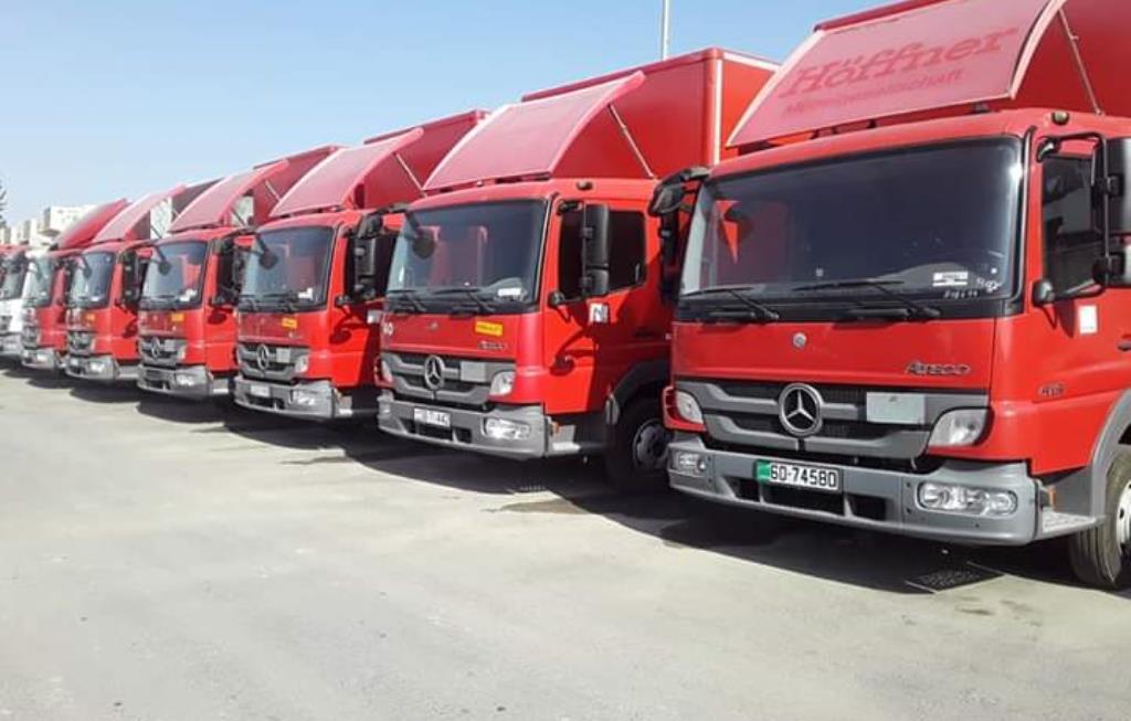 Yaser Alsahli For Trucks Trading Est