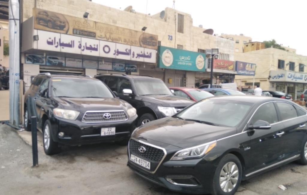 Alshakhsheer & Alkour For Cars Trading