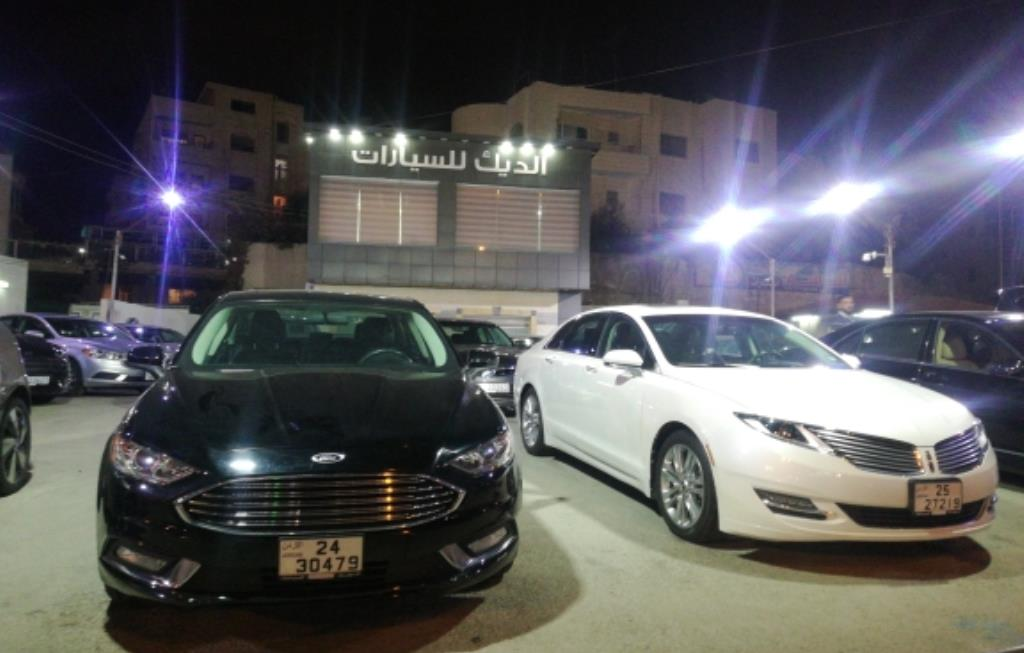 Al Deek For Auto Trading Showroom