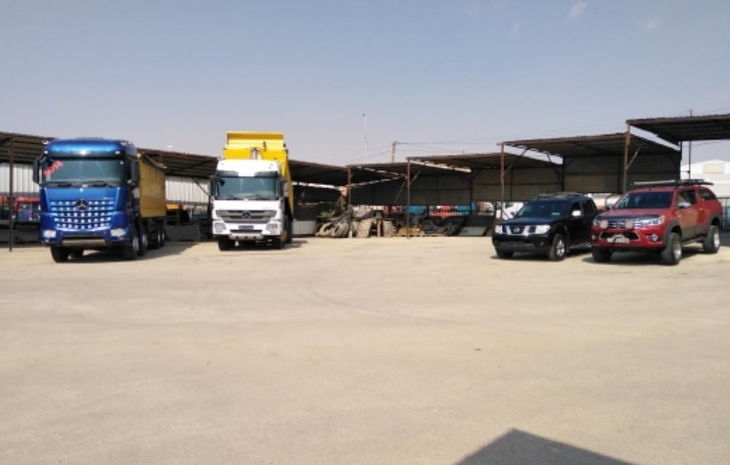 Aldawaymeh For Auto Trading Showroom