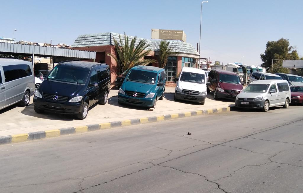 Alhammouri For European Cars Trading Showroom