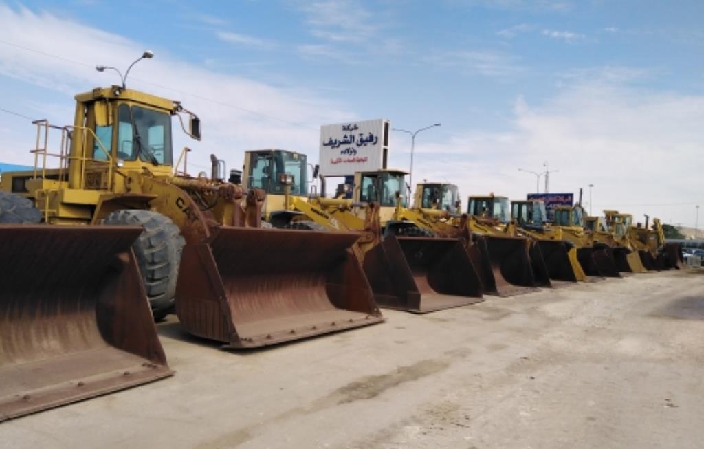 Rafeeq Alsharif & Sons For Heavy Equipments Trading Co.