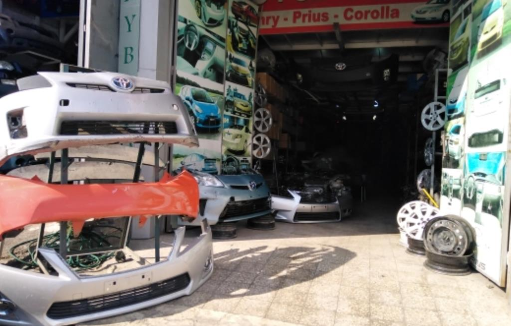 Sarhan For Hybrid Spare Parts Company
