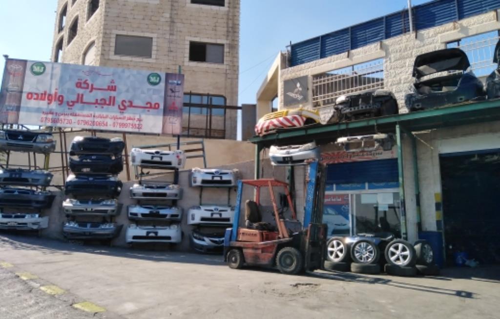Majdi Aljabali & Sons For Spare Parts Company