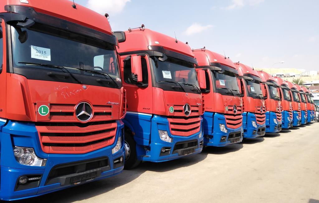 Ali & Marwan Alsahli For Trucks Trading