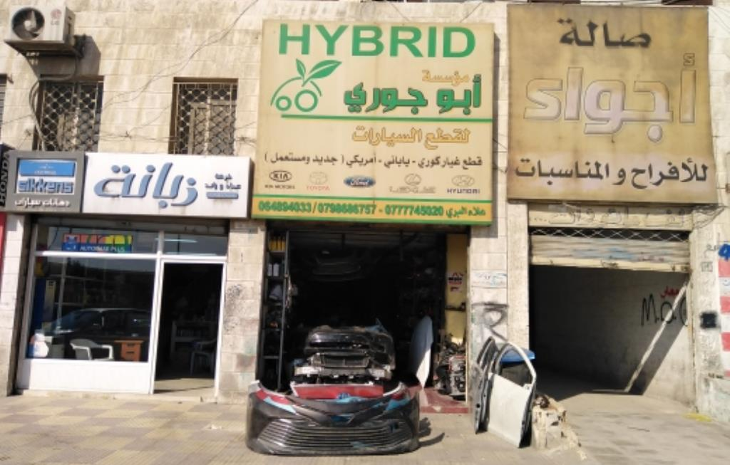 Abu Jouri For Auto Spare Parts Est