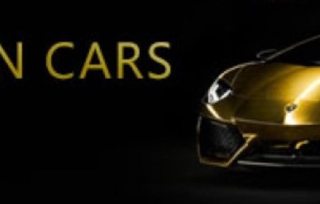 Golden Cars Showroom