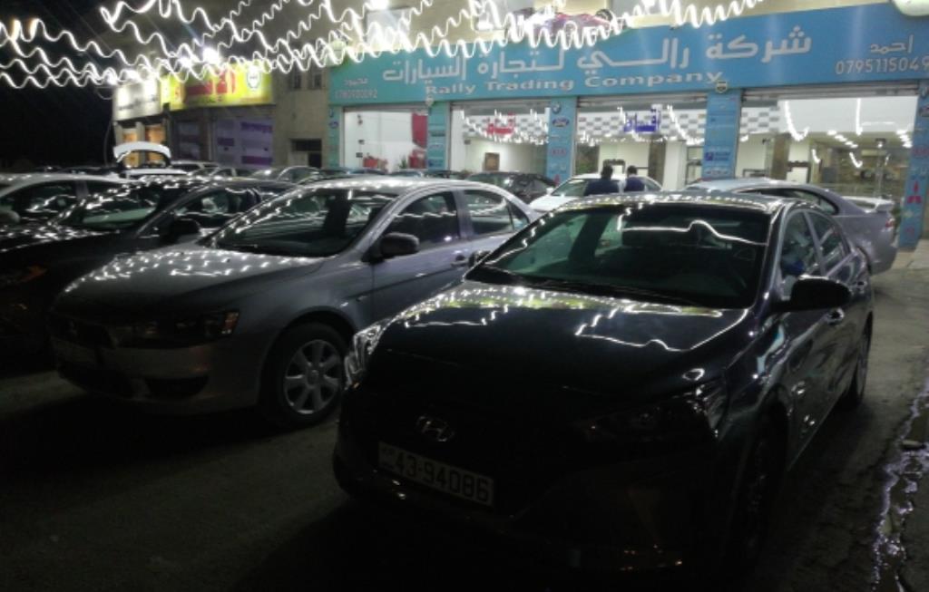 شركة رالي لتجارة السيارات