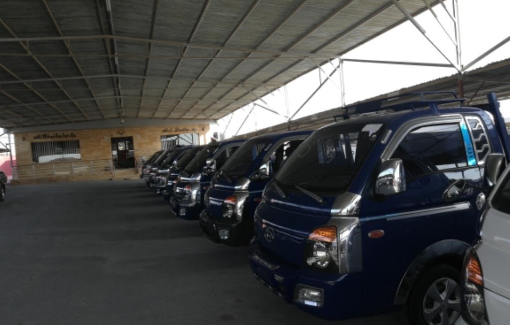 Al Nawras For Auto Trading Showroom