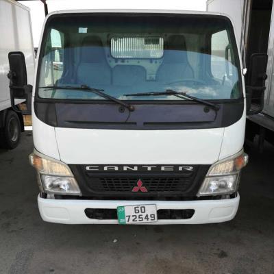 Tipper Mitsubishi 2013