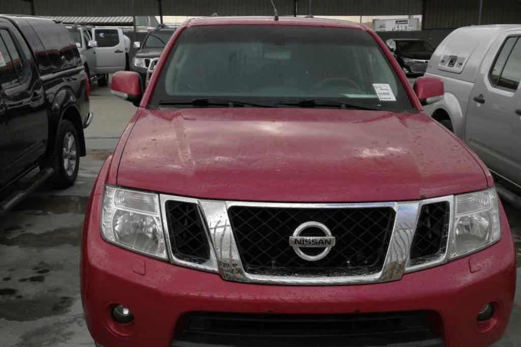 Nissan Navara 2011