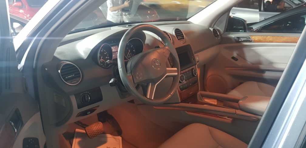 Mercedes Benz ML350 2009