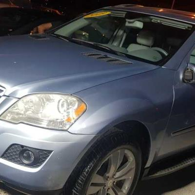 Mercedes Benz ML350 2009