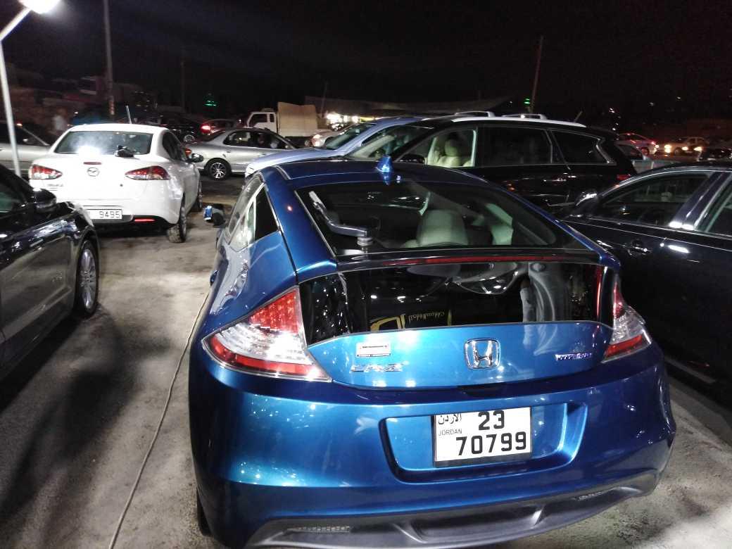 Honda CR-Z 2012