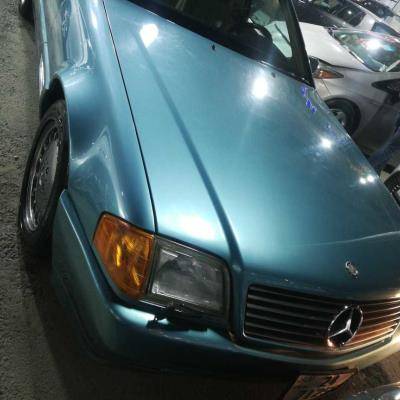 Mercedes Benz SL500 1993