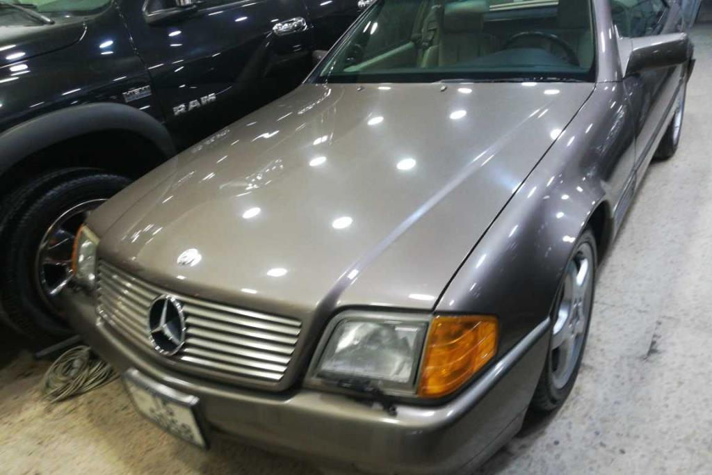 Mercedes Benz SL500 1994