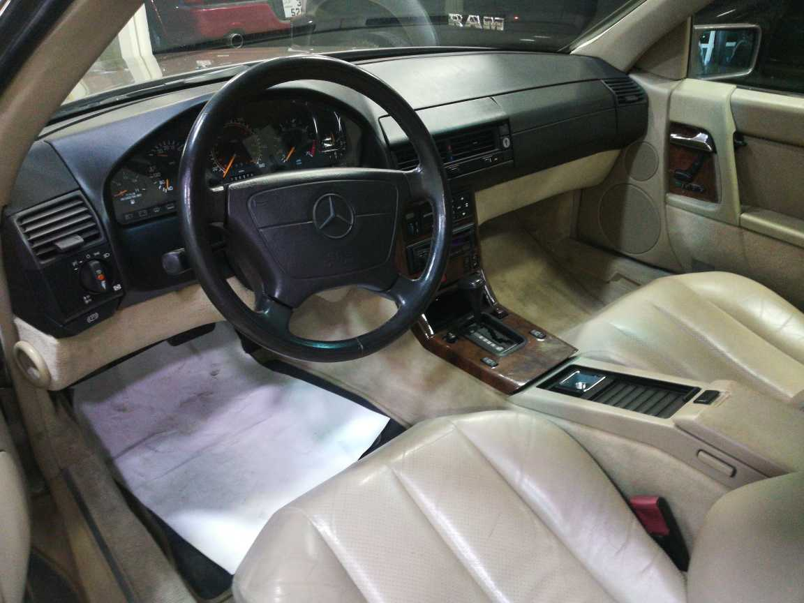 Mercedes Benz SL500 1994