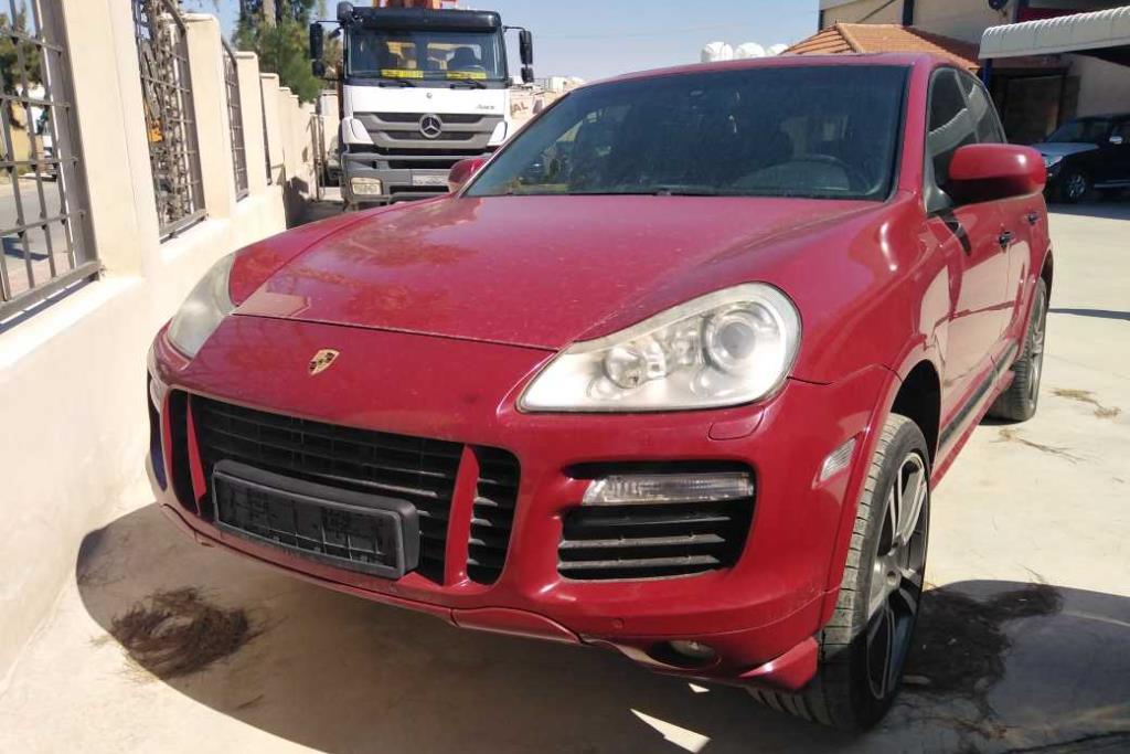 Porsche  Cayenne 2009