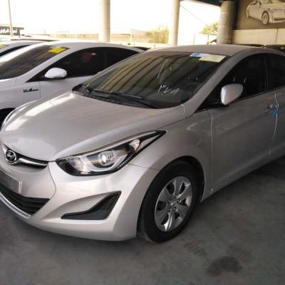 Hyundai Avante 2015