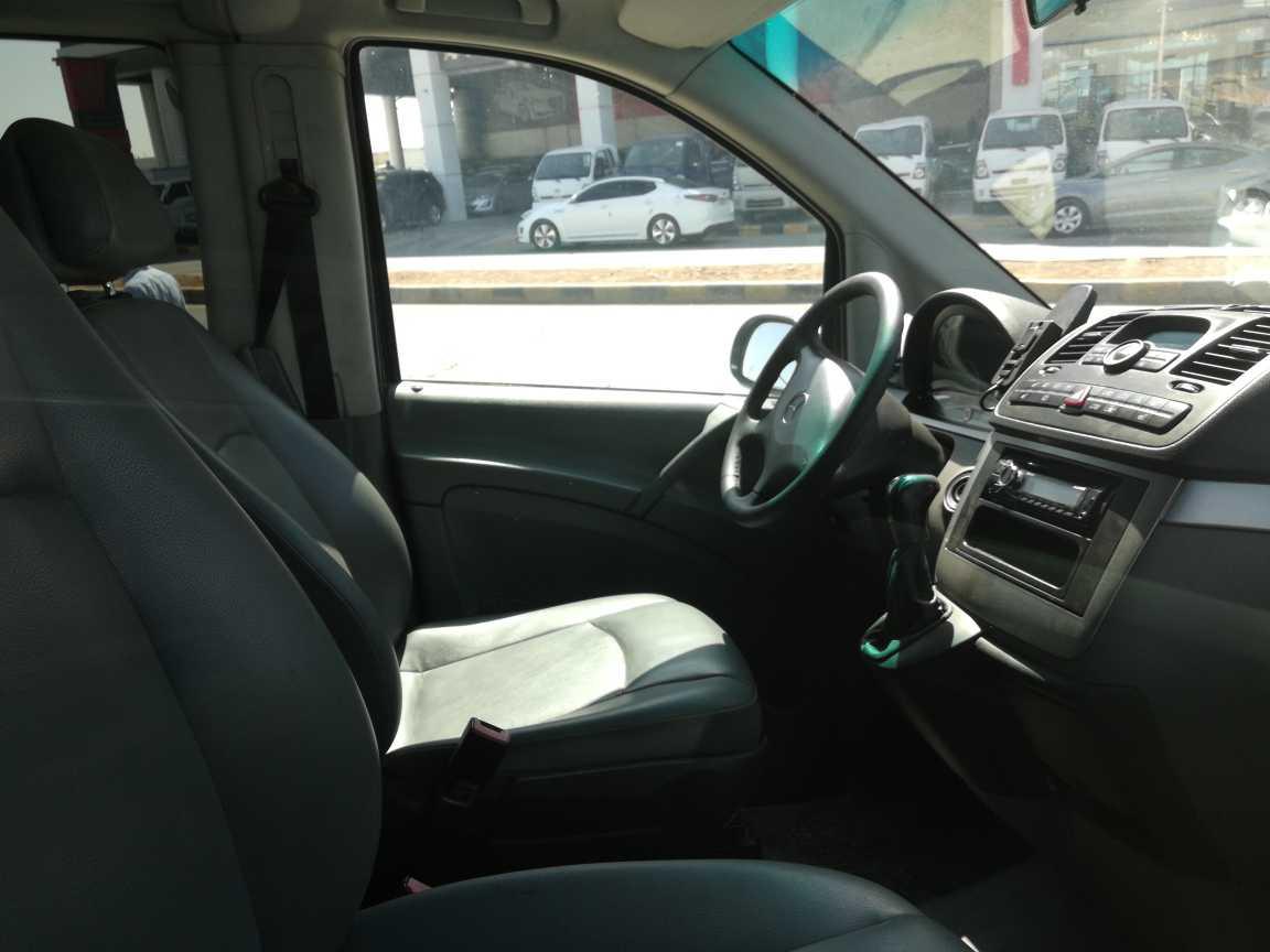 Minibus Mercedes Benz 2011