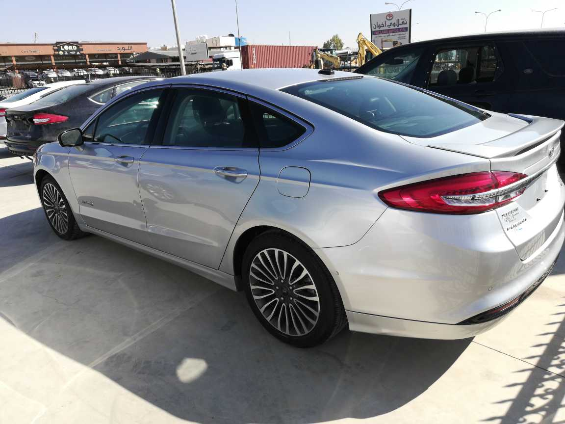 Ford Fusion 2017