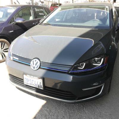 Volkswagen E-Golf 2016