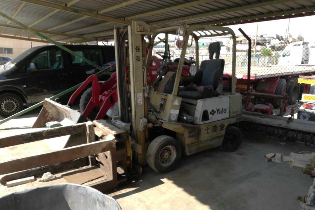 Forklift Yale 1985