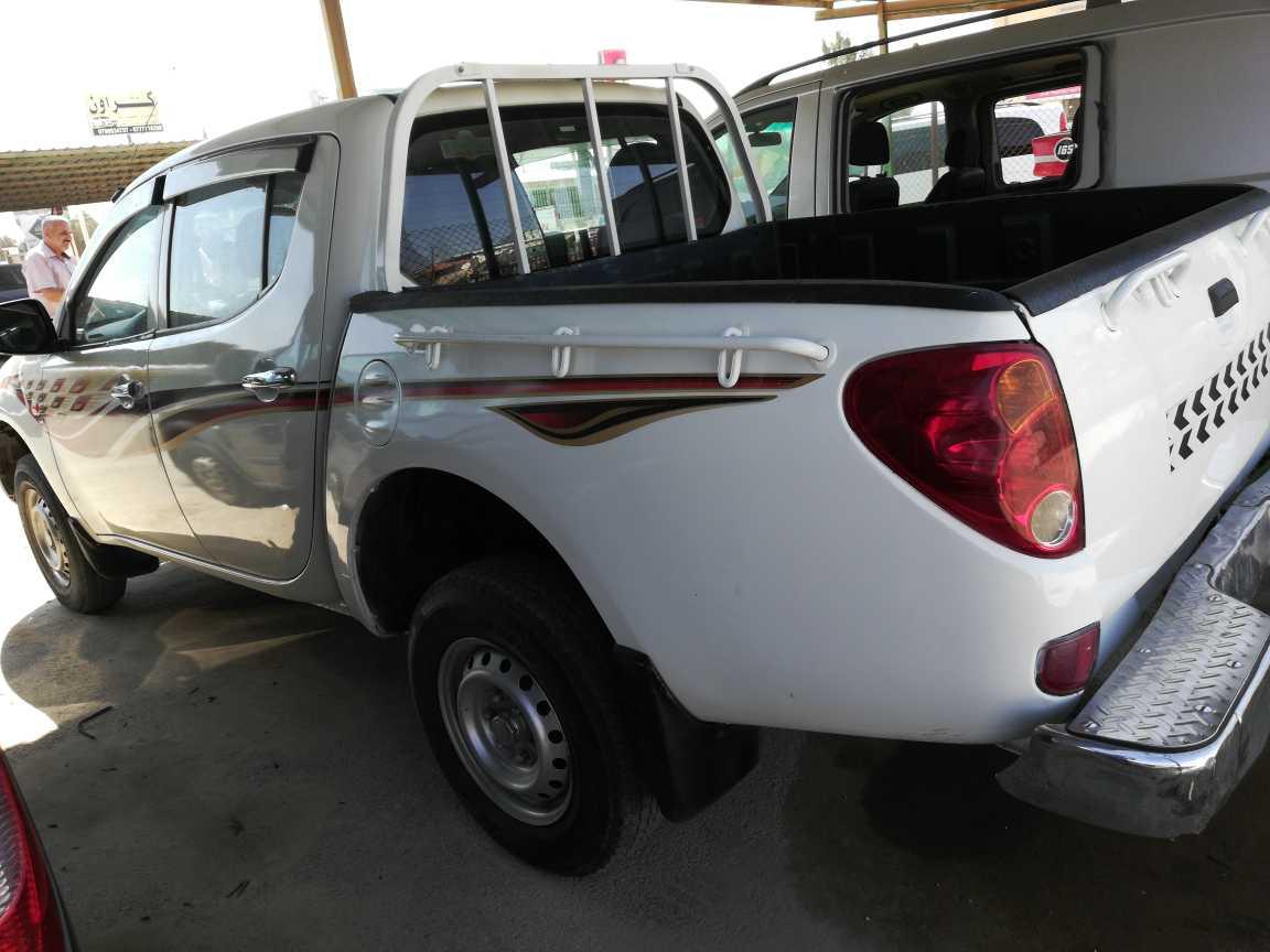Mitsubishi L200 2008