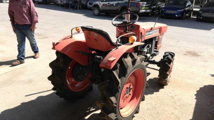 Tractor Kubota 1973
