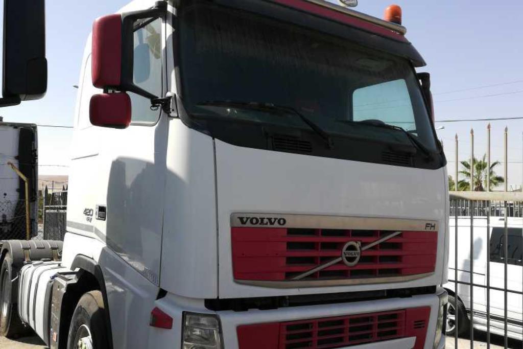 Tractor Unit Volvo 2010