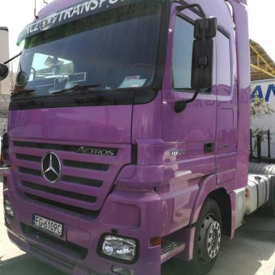 Tractor Unit Mercedes Benz 2008