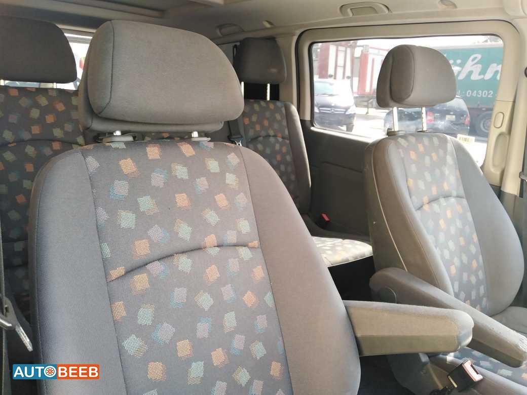 Minibus Mercedes Benz 2010