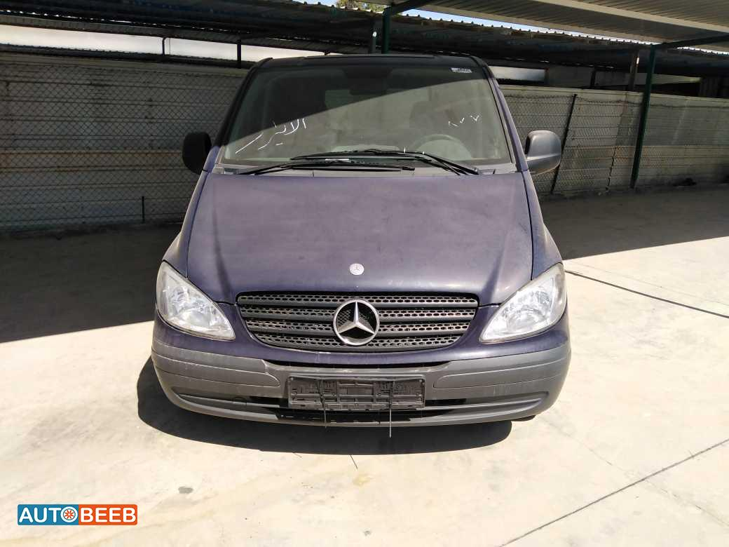 Minibus Mercedes Benz 2005