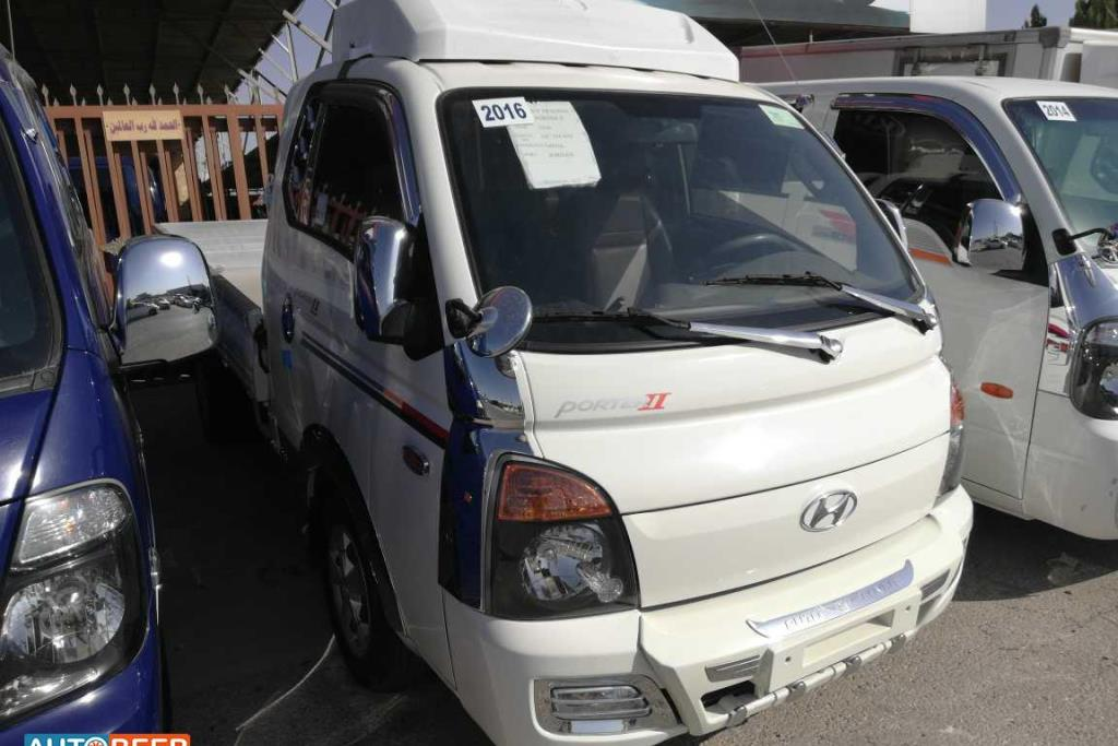 Hyundai Porter 2016