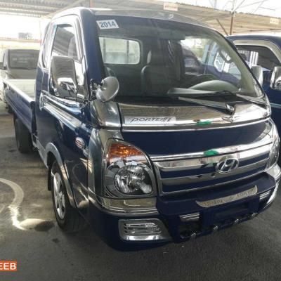Hyundai Porter 2014