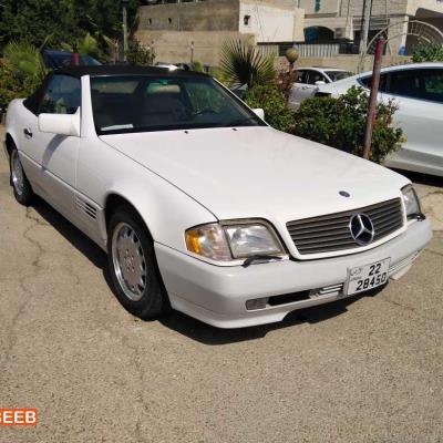 Mercedes Benz SL500 1995