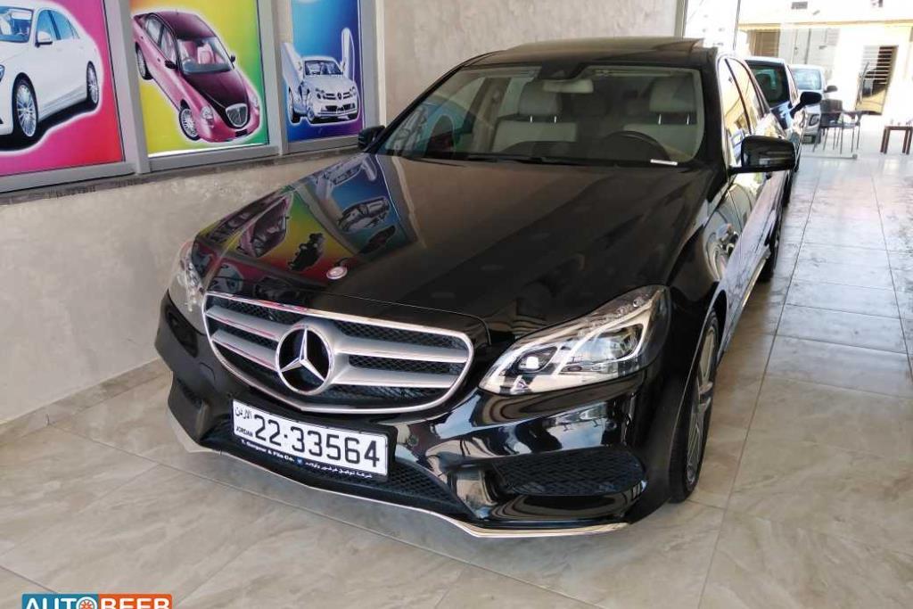 Mercedes Benz E200 2016