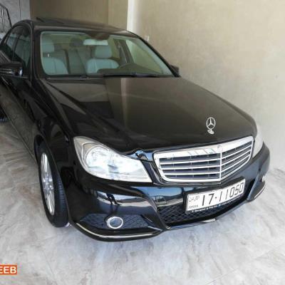 Mercedes Benz C200 2013