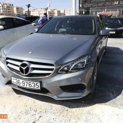 Mercedes Benz E200 2014