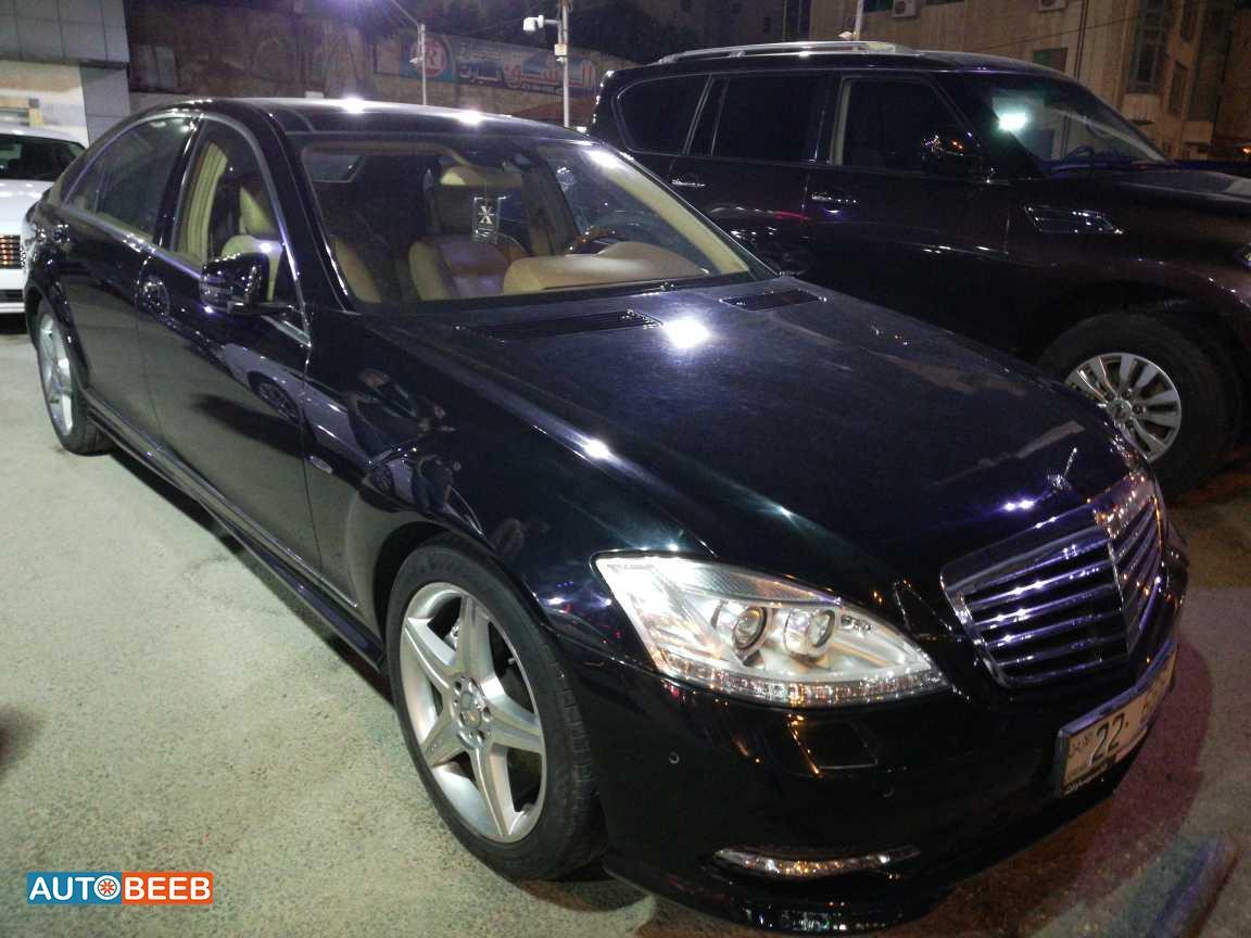 Mercedes Benz S400 2011