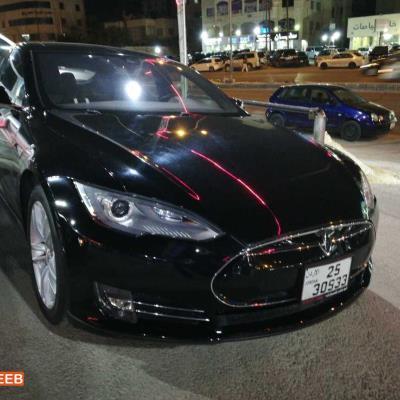 Tesla S 2015