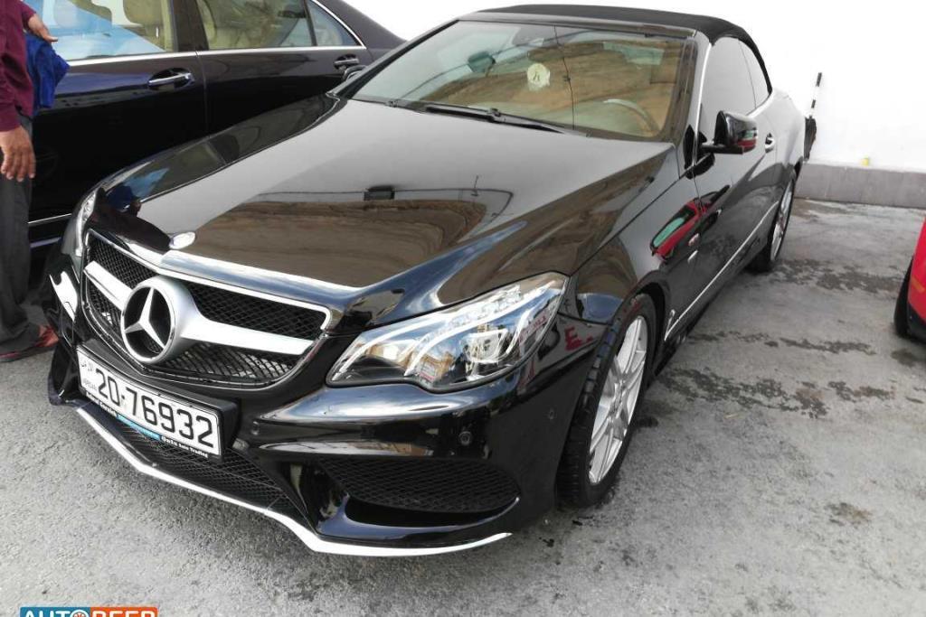Mercedes Benz E200 2010