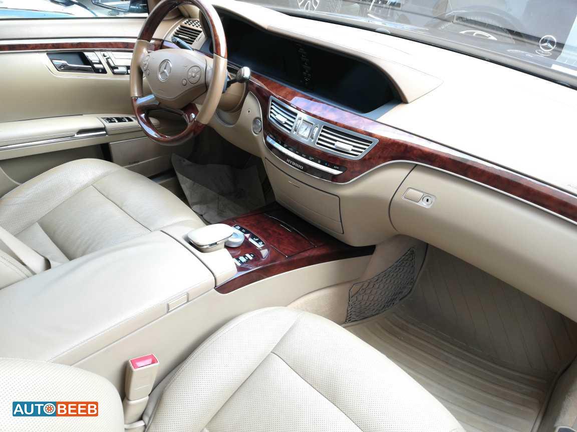 Mercedes Benz S400 2010