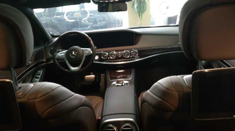Mercedes Benz S320 2019