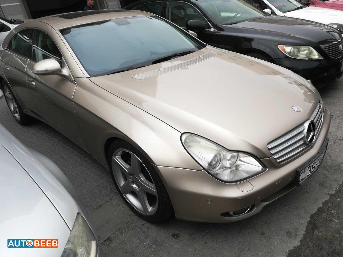 Mercedes Benz CLS250 2005