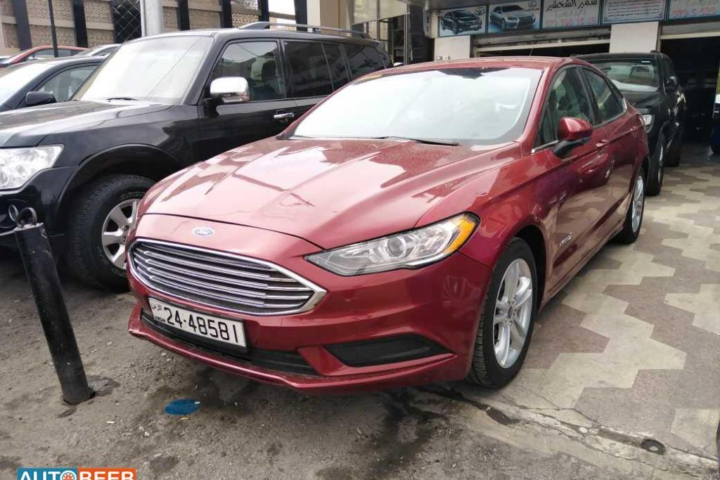 Ford Fusion 2018