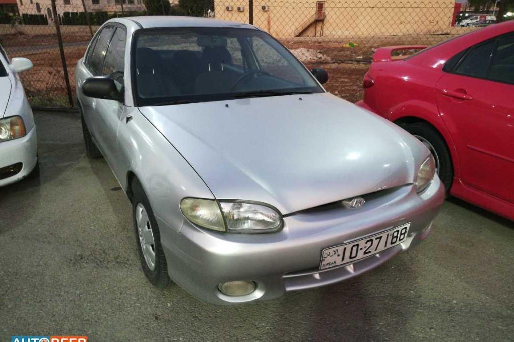 Hyundai Avante 1998