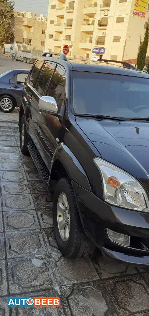 Toyota Prado 2004